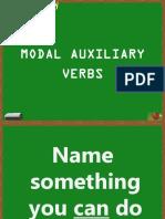 Speaking Activity Modal Verbs