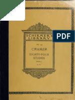 Cramer Etudes - book 1.pdf