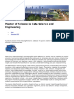 Hamad Bin Khalifa University - Master of Science in Data Science and Engineering - 2018-04-15