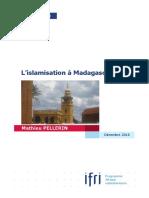 Islamisation Madagascar Pellerin 2016