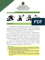 Regulamento de Procedimentos de Fiscalização de Contratos