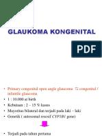 GLAUKOMA KONGENITAL.ppt