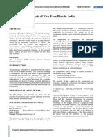 five year plan analysis.pdf