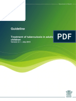Tb Guideline Treatment