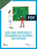 Guia Para Profesores y Educadores de Alumnos Con Autismo1