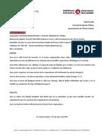 Separadores en carrilbici Portal de Foronda (07/2018)