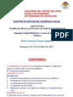 TRSP II Unidad Didactica