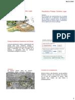 paisaje,contexto y lugar
