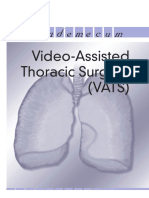 Video-Assisted Thoracic Surgery 2001