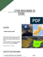 Arquitectura Musulmana en España