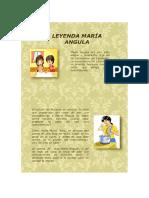 Leyenda Maria Angula