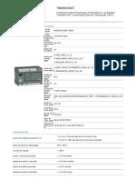 Data sheet CLP T200