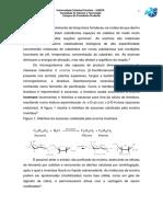 Relatório Cinética enzimática