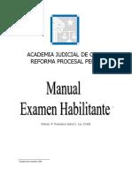 Manual Examen Habilitante Academia Judicial