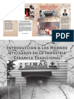 Introduction to kilns for traditional ceramic products.. (Díaz -2011)