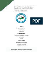 Tarea III Español II.docx