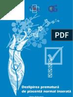 Dezlipirea Prematura de Placenta Normal Inserata