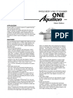 Aquilion One Datasheet