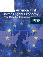 Making America First in the Digital Economy