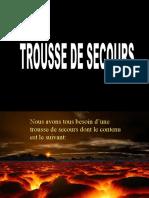 Trousse de Secours n