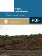 Ancient Orogens and Modern Analogues (Geological Society, 2009)