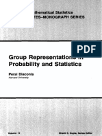 DIACONIS, P. Group representations in probability and statistics. 1988..pdf