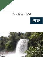 Carolina - MA