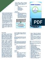 Brochure of AAWRWC