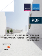4 Pager Executive Summary Valuation Guide 26 March (2)