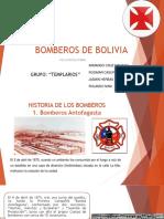 Bomberos de Bolivia