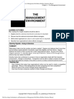 Fundamentals of Management 8th Edition Robbins Solutions Manual