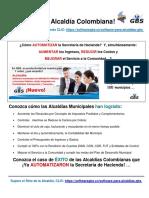 Software Alcaldías GBS
