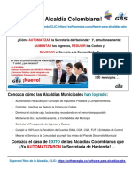 Software Contable Alcaldías -GBS-