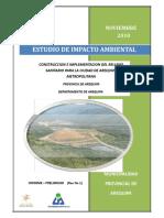 330748429 Estudio de Impacto Ambiental Sanitario Para La Ciudad de Arequipa