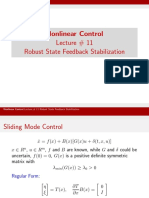 uploaded_Lecture_11 Robust State Feedback Stabilization.pdf