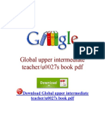 Global Upper Intermediate Teacheru0027s Book PDF (1)