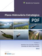 Plano Hidroviário Estratégico - Brasil