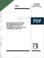 COVENINI 3633-2000