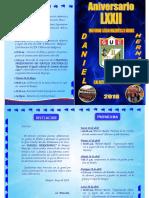 Programa de Invitacion Final