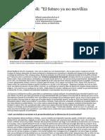 Maffesoli, Michel - El Futuro Ya No Moviliza Energías