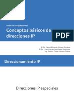Direccionamiento IP 2