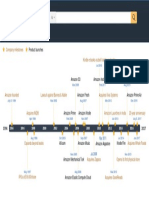 Amazon History Timeline