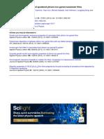 FMR of Sputtered Yttrium Iron Garnet Nanometer Films