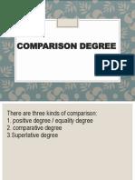 COMPARISON DEGREE.ppt