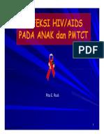 Mk Aia Slide Infeksi Hivaids Pada Anak Pmtct