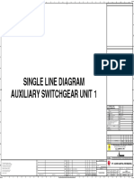 Sld_auxilliary Switchgear Unit 1 - As Built