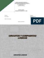 Circuitos y Compuertas Logicas