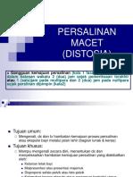 6-PERSALINAN MACET