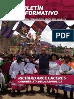 Boletín del congresista Richard Arce..pdf