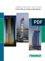TREMCO Structural Silicone Glazing Manual